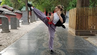 SOLO TRAVEL TO CHINA TO LEARN KUNG FU