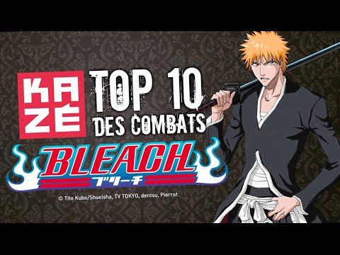 Bleach - TOP 10 des combats thumbnail