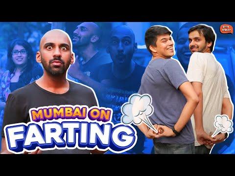 Mumbai On Farting video