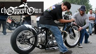 The Harbortown Bobber (motorcycle movie)