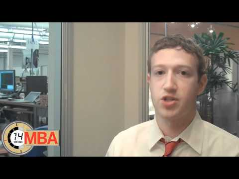 30 Second MBA: How Mark Zuckerberg Preps for a Board Meeting