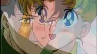 Sailor Moon at the beginning