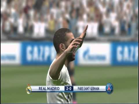 UEFA Champions League part1Start Vs PSG