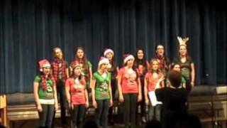 Calypso Clapping Carol Christmas Concert 2011
