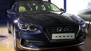 2018 Hyundai AZERA Launched Soon in india | 2018 Azera