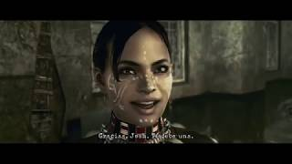 Resident Evil 5 Dificultad Profesional No Damage Rango S capítulo 2-1