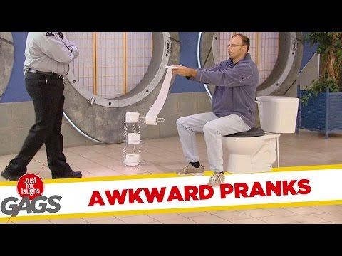 Most Awkward Pranks - Best Of Just For Laughs Gags video