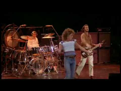 The Who is listed (or ranked) 3 on the list The Greatest Live Bands of All Time