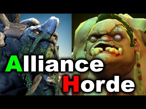 ALLIANCE vs HORDE - Royal Arena 2 Dota 2