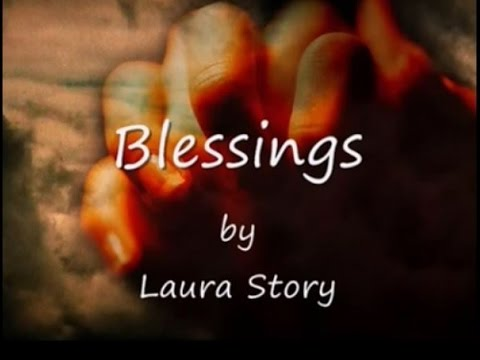 Blessings By Laura Story With Lyrics video