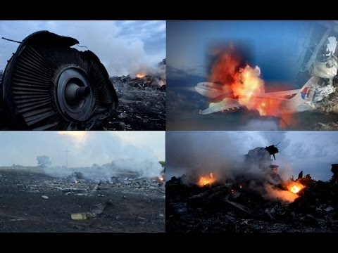 Malaysian Prime Ministers orders probe into MH 17 crash