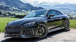 1of50 2018 530HP/690NM AUDI RS5-R - LIMITED EDITION - BLACKED OUT - ABT Sportsline