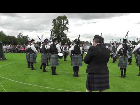 Inveraray and District at Perth 2013