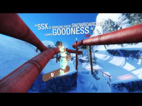 SSX: IT'S TRICKY ACCOLADES Trailer
