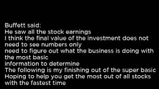 CDW CDW Corporation CDW buy or sell Buffett read basic