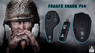 CALL OF DUTY: WWII - Play with a PS4 mouse and start to own!