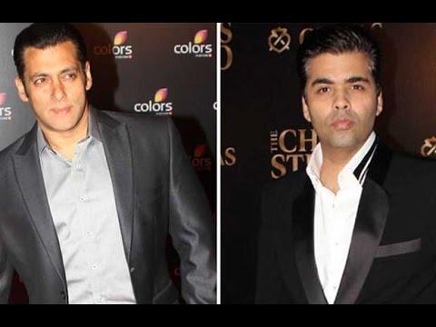Karan Johar Discloses Details Of Salman Khan's Shuddhi
