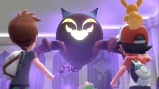 Pokemon Let's Go Pikachu & Eevee - Cubone Finally Meets The Ghost Of Mother Marowak