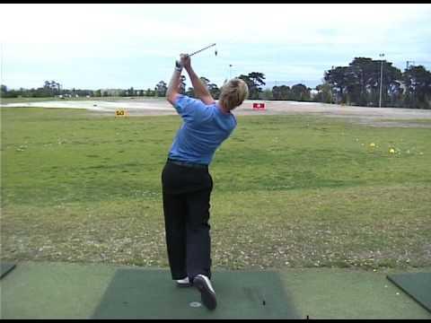 Aaron Baddeley Stack Tilt Swing Aaron Baddeley Perfect Swing