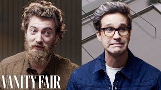 Rhett & Link Take a Lie Detector Test | Vanity Fair