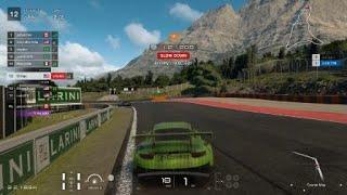 Gran Turismo®SPORT Dragon Trail GT3 Action