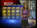 Brooke Landau Weather Girl in San Diego