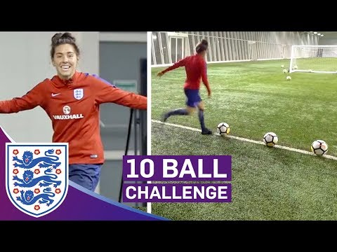 """""""What is She Celebrating?!"""" The Lionesses Take on the 10 Ball Challenge!"""