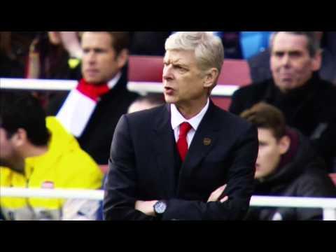 Arsene Wenger - Monsieur Á Arsenal