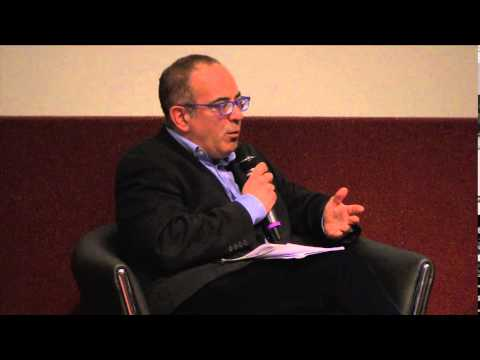 """I was held captive by ISIS"" - Pierre Torres interviewed by Tom Gross, at the 2015 Geneva Summit"
