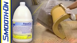Casting Concrete Using Aquacon Release Agent