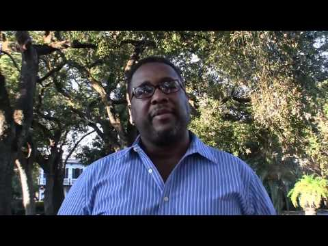 Treme star Wendell Pierce's New Orleans