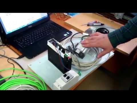 2.SIEMENS SIMATIC S7 1200 – SERVO MOTOR Pozisyon Kontrolü( Coşkunöz Eğitim Vakfı) PLC Servo Control