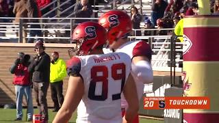 Highlights | Syracuse at Boston College
