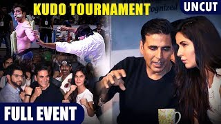 Full Event | Akshay Kumar | Katrina Kaif At World's Biggest Kudo Tournament | Uncut