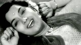 Chand Bhai - Aye Dil Mujhe Bata De - Shyama, Geeta Dutt, Bhai Bhai Song