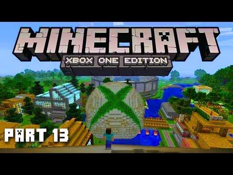 Minecraft XBOX ONE Adventure Part 13 (Next Gen Minecraft PS4 / Minecraft Xbox One)