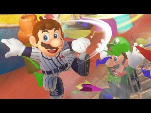 Mario's Balloon World