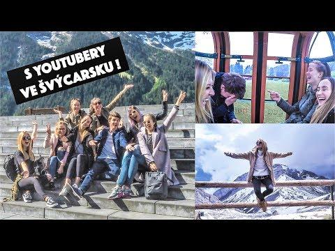 LEPŠÍ UŽ TO BÝT NEMOHLO! (až na ty mé menší krize tedy) // Youtubeři ve Švýcarsku