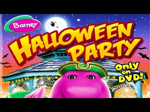Barney - Halloween Party video
