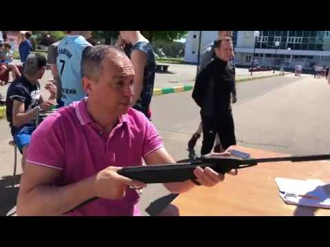 Летние сельские спортивные игры Серпуховского района