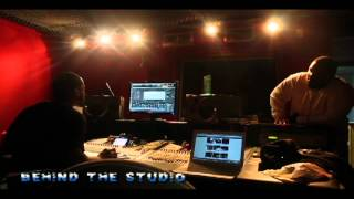"Zacardi Cortez Video - Behind The Studio: w/ Drathoven, C. Lacy & Zacardi Cortez recording ""Living For You"""