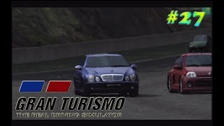 "Gran Turismo 3: A-Spec Прохождение часть 27 Amateur League ""European Championship"""