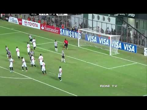 Ronaldinho vs So Paulo - 08/05/2013 - HD  720p - Roni Tv