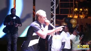 CHIWAWA & TED BOUNCE @ Kreyol La Haiti cd release party! (April 30 - 2018)