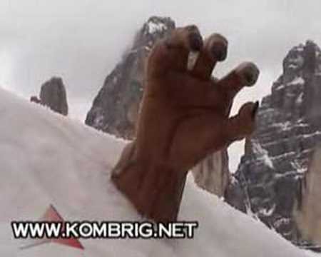 Kombrig (Комбриг):  Dolom-Ötzi Trecimekus, the Iceman (Russian version).