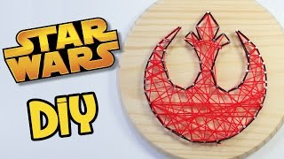 Star Wars DIY | Room Decor DIY