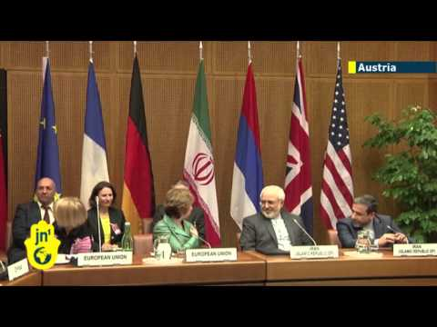 Vienna Hosts Iran Talks: Major world powers meet on Iran deal