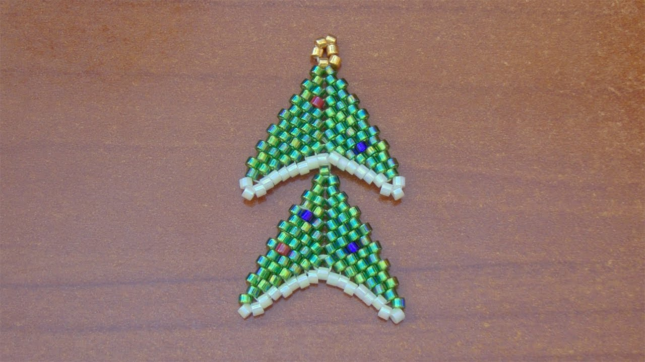 Beads For Christmas Tree