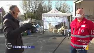 Coronavirus, Maurizio Bonomi (Croce Rossa Bergamo):