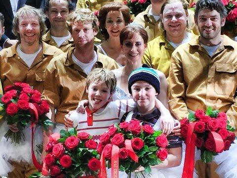Billy Elliot in première - Billy Elliot woont in Nederland